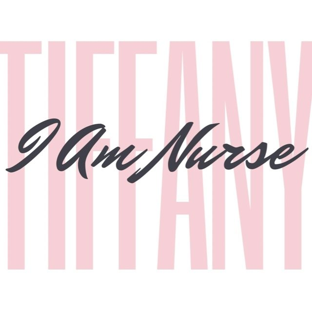 I Am Nurse Tiffany